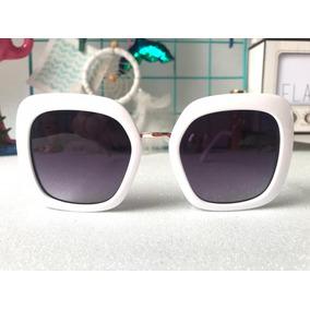 086f61b3129bd Óculos De Sol Feminino Grande Estiloso Lançamento Verão S055