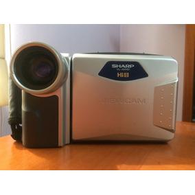 Cámara De Video Sharp Vl-ah151 Hi8