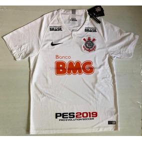 a1195d3f47 Camiseta Corinthians 2019 - Camisetas e Blusas no Mercado Livre Brasil