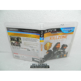 Kill Zone Trilogy Original C/ Caixa Midia Fisica P/ Ps3 Loja