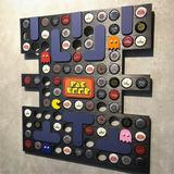 Porta Tampinha Pacbeer Capacidade 78 Tampinhas Retro Pacman