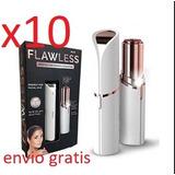 Pack 10 Flawless , Depiladora Facial , Envio Gratis,