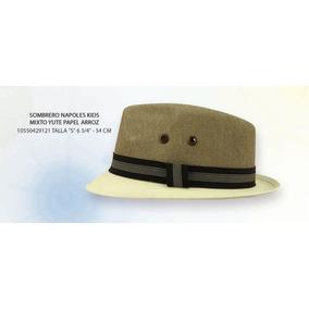 679924b6ef2eb Sombreros Morcon Napoles en Mercado Libre México