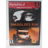 Smuggler´s Run - Play 2 Original Completo