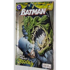 Hq Batman Nº9 A Nº13 - Loeb Lee Williams Estréia De Jim Lee