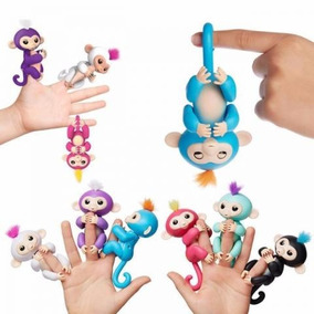 Macaquinho Dedo Fingerlings Finger Monkey Sensor + Brinde