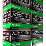 Neopan Acros, Película Profesional 35mm