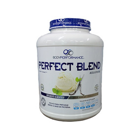 Proteina Body Performance Perfect Blend 4 Lb Sabor Vainilla