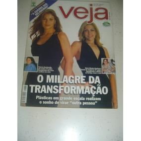 Revista Veja 1862 Xuxa Ronaldo E Cicarelli Guga F Dylon 2004