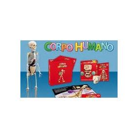 Colecao Corpo Humano - Vários Fascículos