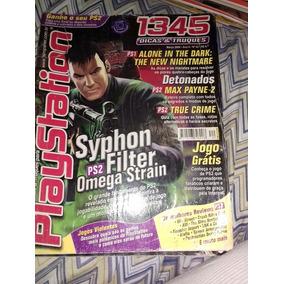 Revista Playstation Dicas E Truques Numero 62