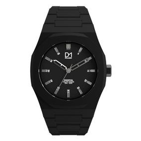 Reloj Ultra Ligero Essential Black D1 Milano