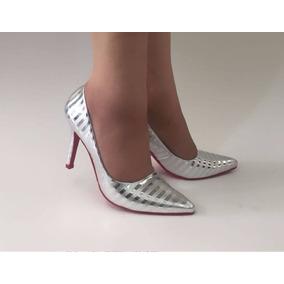 2dc2705f81047 Scarpin Sola Vermelha Prada Feminino Sapatos - Sapatos no Mercado ...