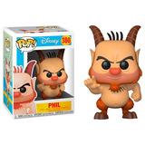 Funko Pop Phil #380 Disney Hercules Figura Firewolf