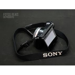 Câmera Mirrorless Sony Alpha A5000 20.1mpx Só Corpo S/ Lente