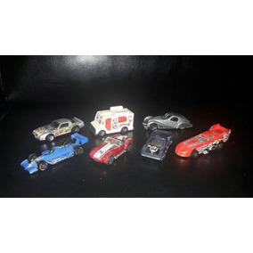Miniaturas Antigas 1:64 Hot Wheels Lote Com 7