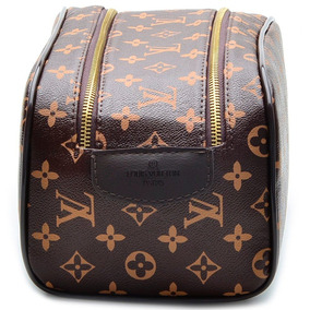 Necessaire Louis Vuitton Feminina Masculina Lv Promoção