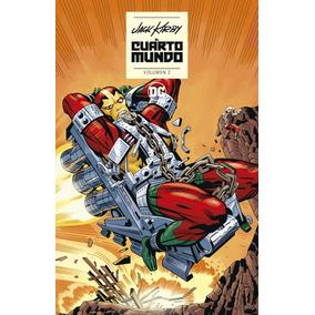 El Cuarto Mundo 2 De Jack Kirby Ecc Comic Español