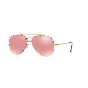 b6c6344706eb9 Oculos Espelhado Ray Ban Blaze - Óculos De Sol Ray-Ban Aviator no ...