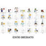 Matriz Meninos Para Bordados Computadorizados - Insumos Matrizes ... d522893d9b5