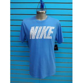Playera Nike M-mediana Corte Normal Caballero Nueva Original d36a94ed71643