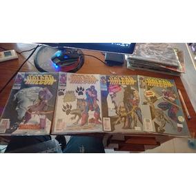 Lote De 4 Comics Ojo De Halcon