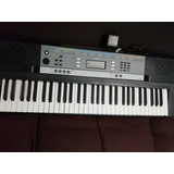 teclado yamaha ypt 360 teclados y pianos en mercado. Black Bedroom Furniture Sets. Home Design Ideas
