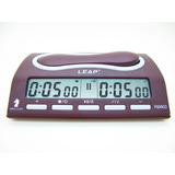 Reloj Digital Ajedrez Leap - Super Resistente - Ventajedrez