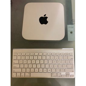 Mac Mini I5 8gb 2.5 Ghz Ram 256 Gb Ssd + Teclado Original