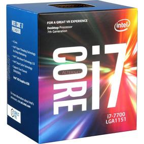 Processador Core I7 7700