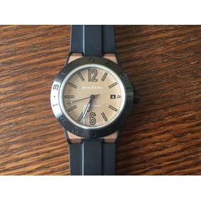 0078e6b517a Relogio Bvlgari Diagono Professional Stainless Steel - Relógios De ...