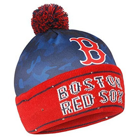 Forever Collectibles Mlb Boston Red Sox Camo Light Up Gorro 341f6238df8
