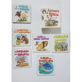 6.mini Livros : Animais Da Biblia - Estante Virtual