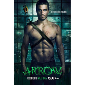 Sobrenatral 13ª Arrow 6ª Teen Wolf 6ª Greys 14ª