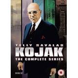 Kojak Serie Completa Tdv