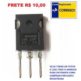 Transistor Irgp4063d Irgp 4063d Gp4063d Frete R$ 12,00