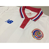 bab3d4fae Camisa Da Costa Rica New Balance no Mercado Livre Brasil