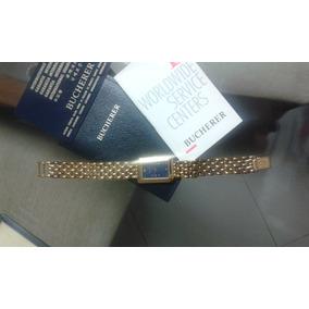 528d4596c0a Relogio Bucherer Feminino Em Ouro - Joias e Relógios no Mercado ...