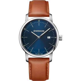 Reloj Wenger Urban Classic Original Para Hombre 011741111