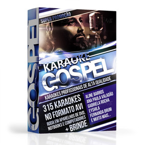 dvd de karaoke evangelico para