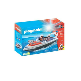 Playmobil 5625 Res Cue Boat