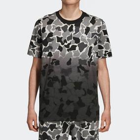0d664ff4d2d7e Camiseta adidas Originals Camuflado (original) Frete Grátis