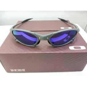 Óculos De Sol Oakley 24k X Squared Double X Juliet Roxa. R  230 937e937240