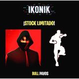 Fortnite - Ikonik Pack: Skin + Baile Exclusivo - Pc/ps4/xbox