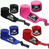 Bandagem Elástica Atadura Elástica Muay Thai Boxe 3m - Muvin