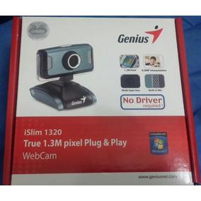 Genius Slim 1320 Webcam Driver Download