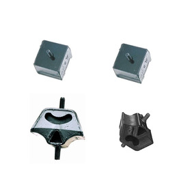 Kit 4 Coxim Motor Cambio Corcel 2 Belina 2 Del Rey Pampa