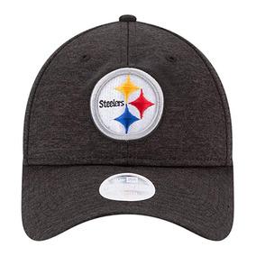 Gorra Pittsburgh Steelers New Era Negro 100% Poliéster Strap 63ec880a39d