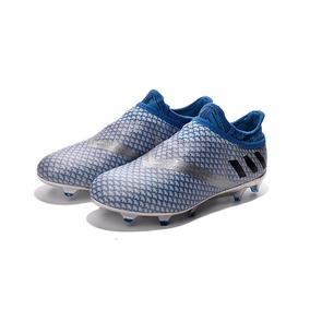 on sale f04a9 22c67 Zapatos De Fútbol adidas Messi 16+ Pureagility Fg Original