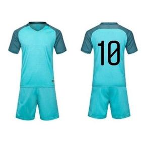 Camisa E Calçao De Futebol Uniforme Esportivo